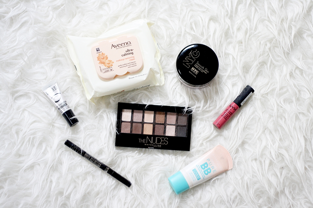 My favorite 2016 drugstore beauty products
